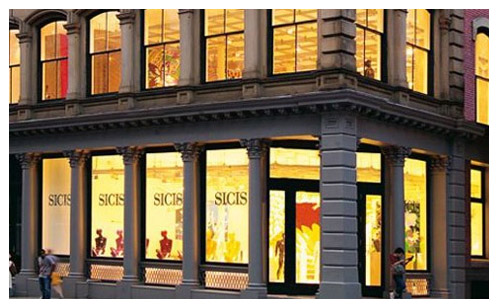 Showroom Sicis NY