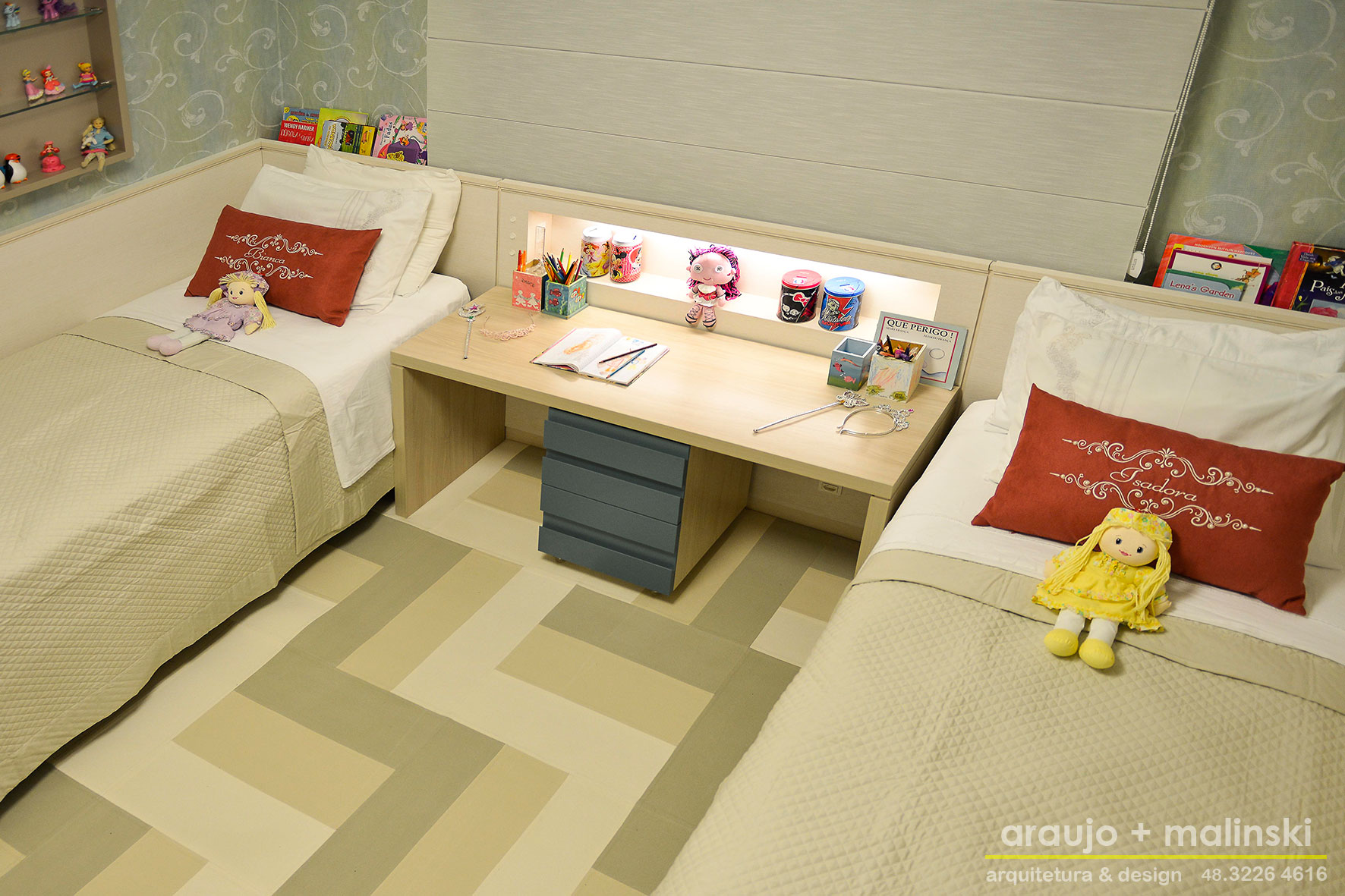 Dormitório Duplo Meninas