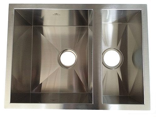 1.5 Bowl Undermount Square Sink - 237