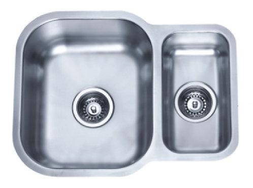 1.5 Bowl Undermount Kitchen Sink - 822