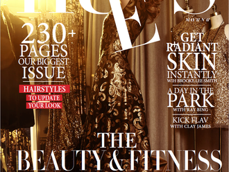 7Hues Magazine Beauty & Fitness Published Work - Brian Emmanuels & Cadence Oatt