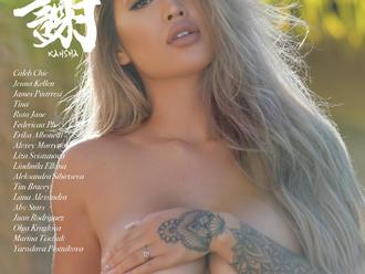 Kansha Magazine Published Work - Aby Stars