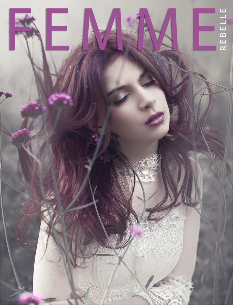 Femme Rebelle Magazine Published Work - Angela Shen