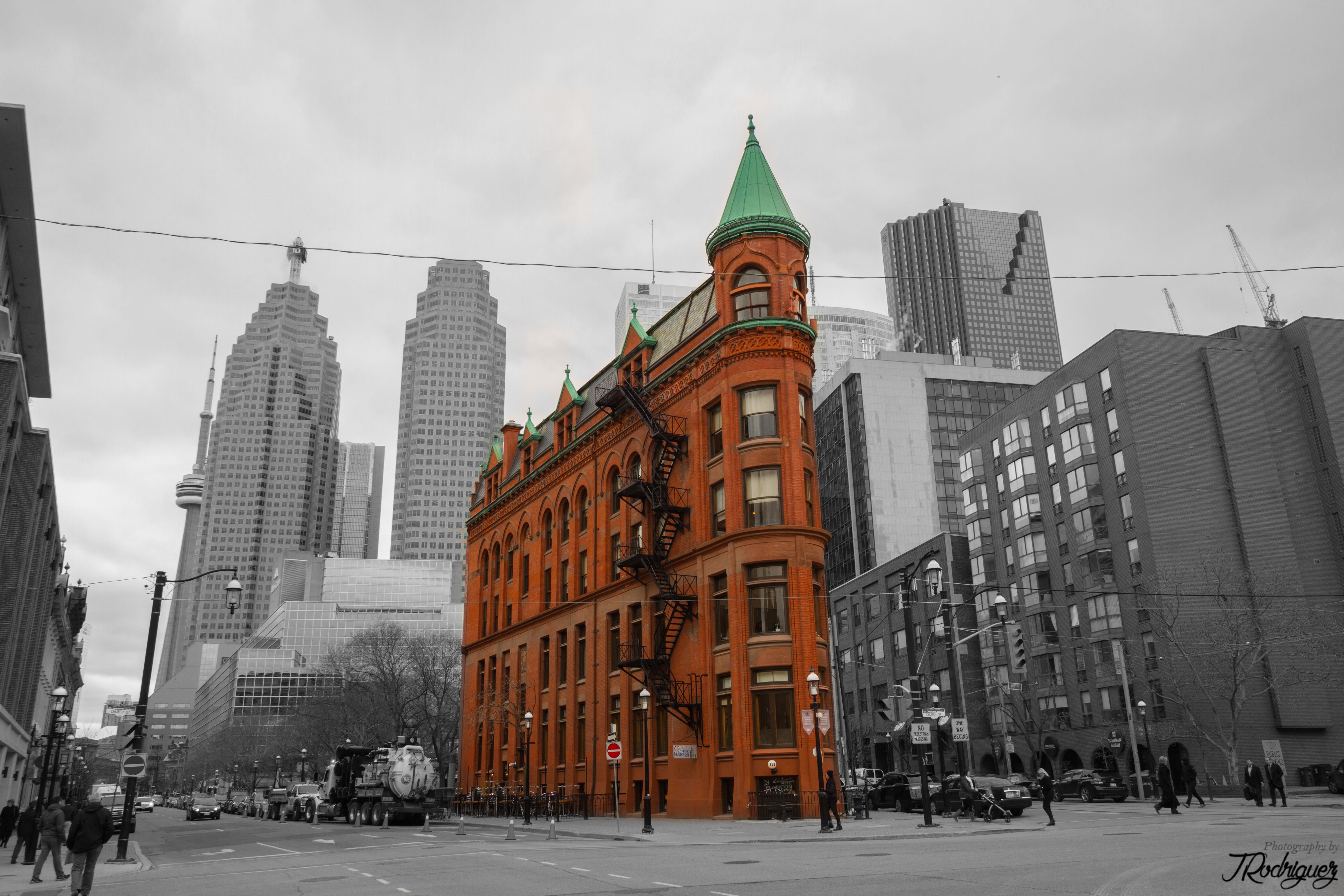 Flatiron Gooderham Building, Toronto