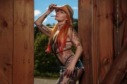 Outdoor Session - Kadie Ann Klein
