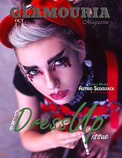 Astrid October Front Cover