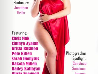 Bodacious Babes Magazine Published Work - Krista Rushton / Chels Mak / Crystal Holly