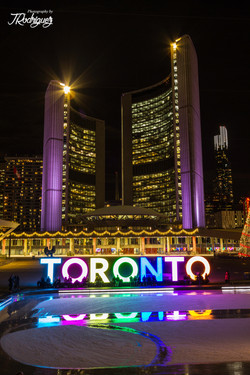City Hall - Nathan Phillips Square