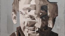 Post Cubist Self Portrait