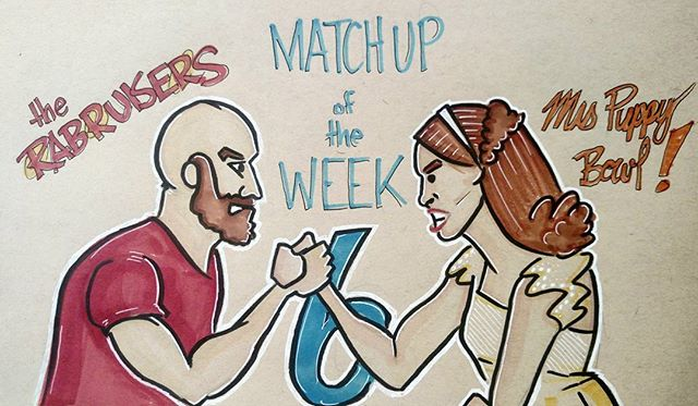 MATCHUP OF THE WEEK 6