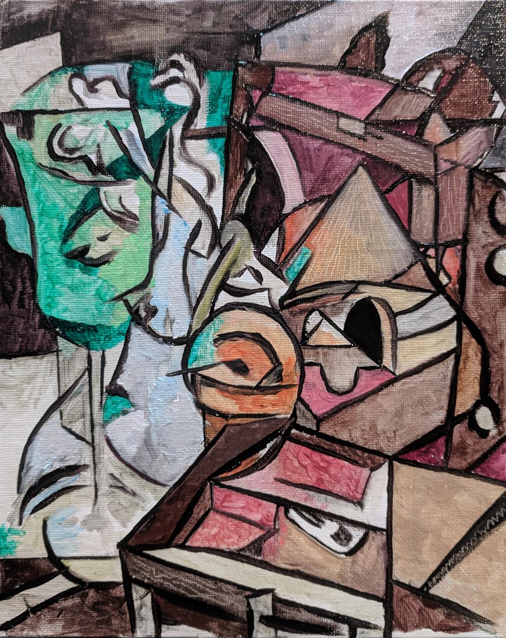 cubistslpainting