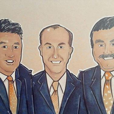 Gary, Ron, and Keith