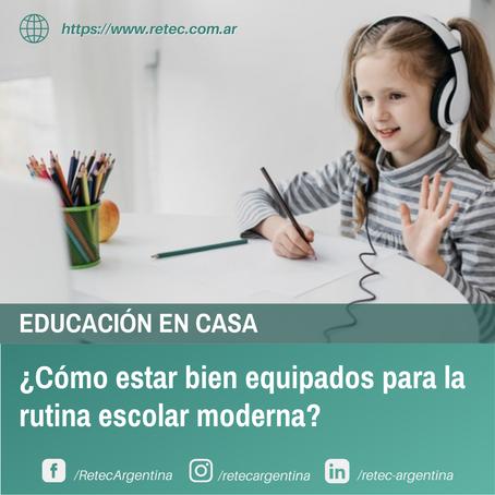 Educación en casa 📚