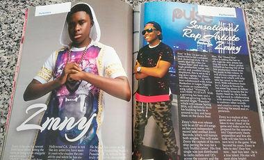 Zmny in Life & Times Magazine