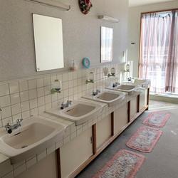 3階洗面所です