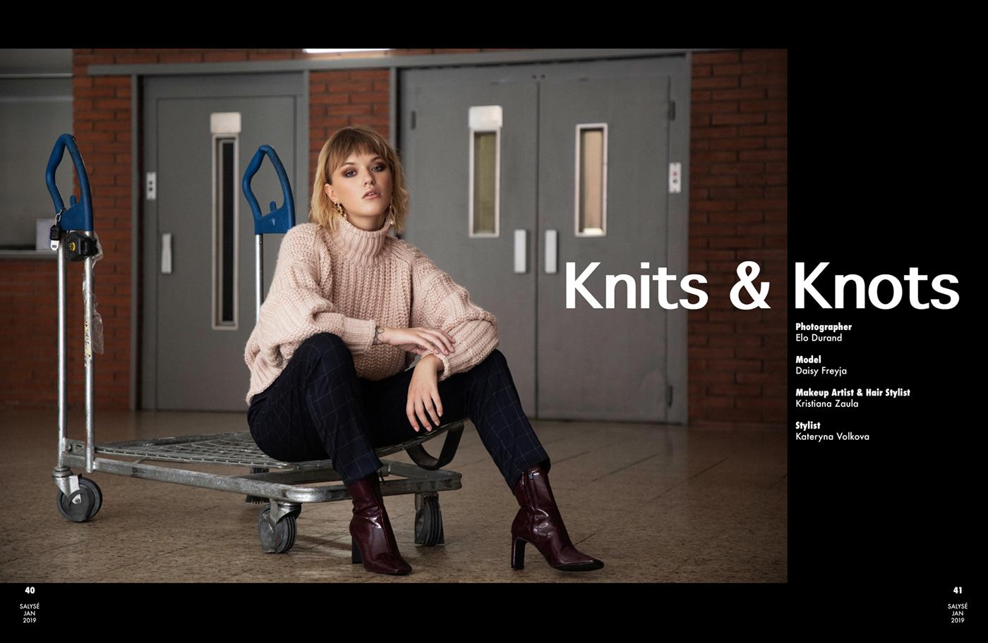 Knits & Knots