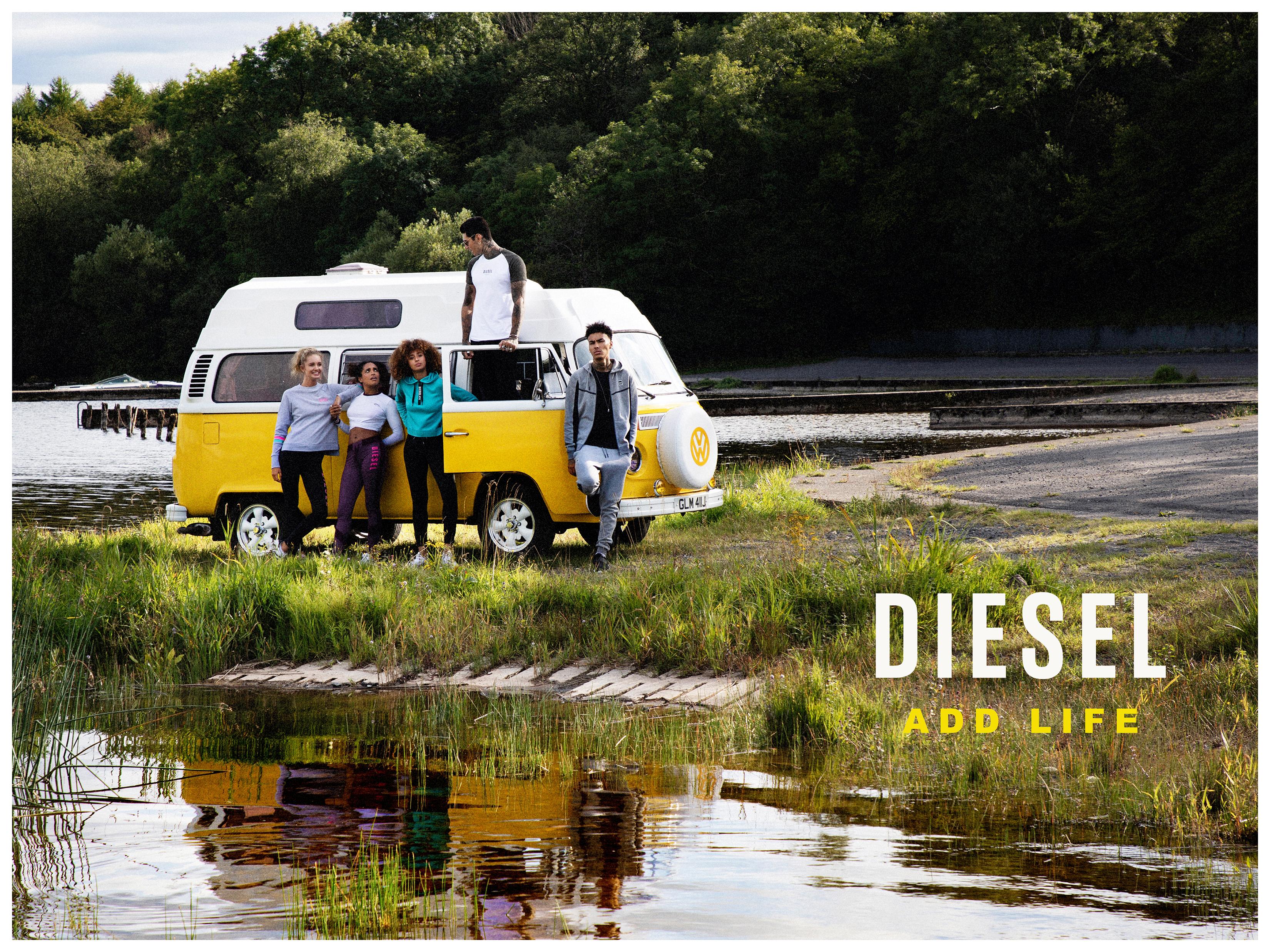 Diesel AW 18