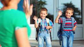 Handling Preschool Separation Anxiety