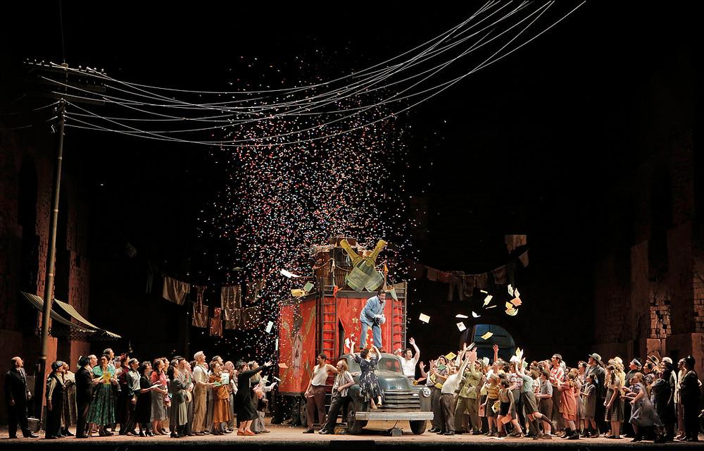 Cavalliera Rustican / I Pagliacci - Metropolitan Opera - The Culture News