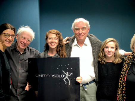 Austin Pendleton Returns To Give His Master Class At United Solo