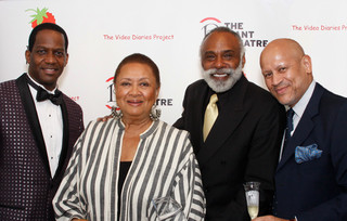 The Strawberry One-Act and Theatre Festival held an elegant and successful Launch Party with prestig