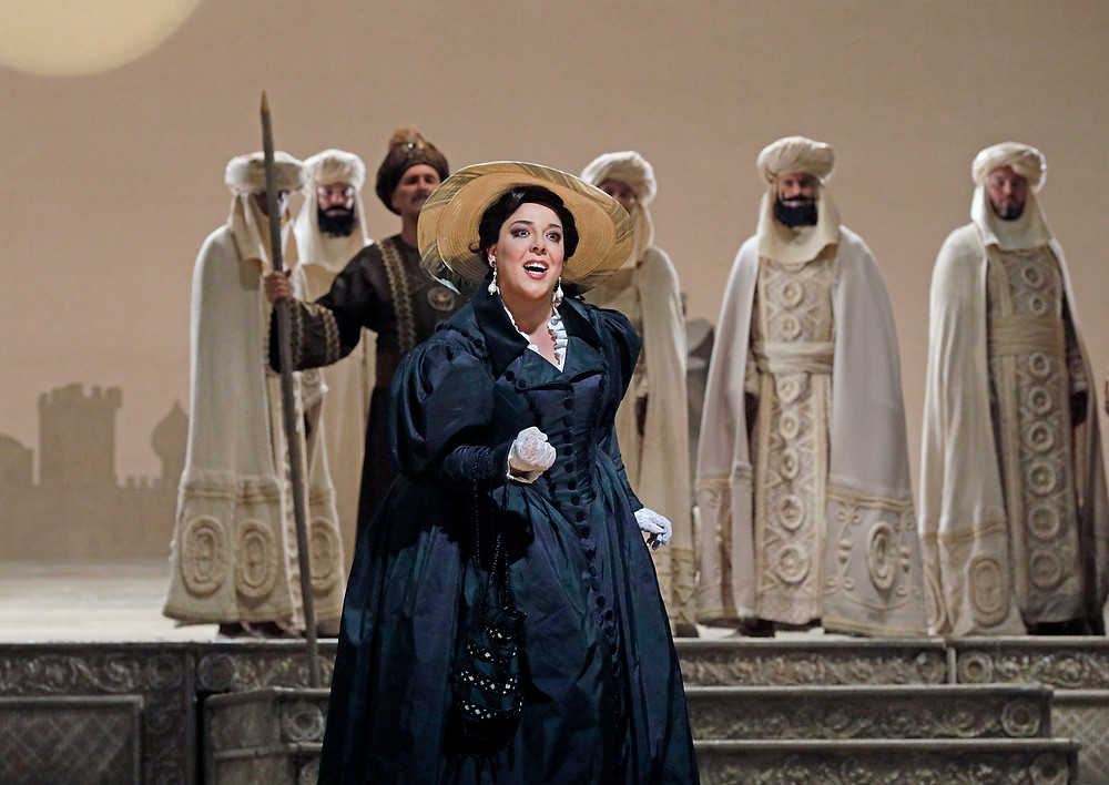 Italiana in Algeri - Metropolitan Opera - The Culture News