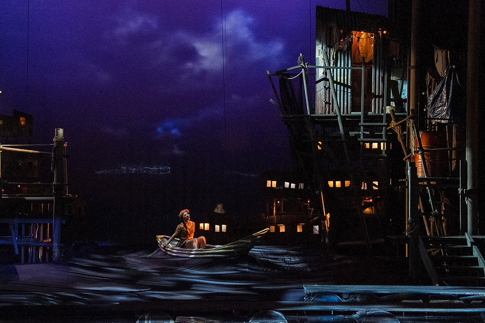The Pearl Fishers - Metropolitan Opera - The Culture News