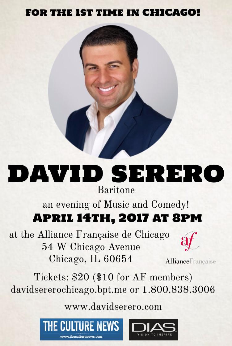 David Serero Chicago