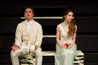 """Drowning in the Fabric of Life: """"Love in a Nutshell"""" at the Xameleon Theatre"""