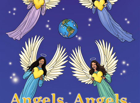 Angels, Angels, Everywhere is one of the most entertaining, spiritual and enlightening children'