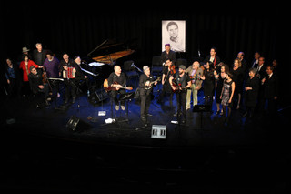 A memorable evening in tribute of Theodore Bikel