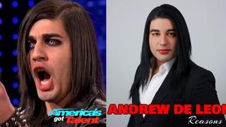 "America's Got Talent sensation Andrew De Leon releases his new album "" A Stranger in Paradise"""