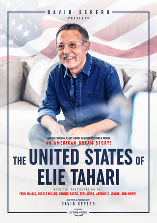 Feature Documentary about Fashion Designer ELIE TAHARI to be released March 2021