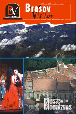 Brasov Visitor, Cover, Romania