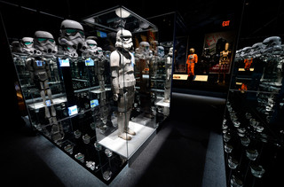 Star Wars and the Power of Costume: The Exhibition Opens at Discovery Times Square, New York