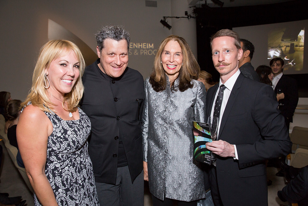 Works & Process Rotunda Gala Guggenheim Museum - The Culture News