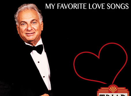 """Celebrated Jazz Crooner STEVEN CHERA to perform """"My Favorite Love Songs"""" at the Triad Theatre i"""