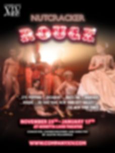 NUTCRACKER ROUGE by COMPANY XIV at MINETTA LANE THEATRE / The Culture News