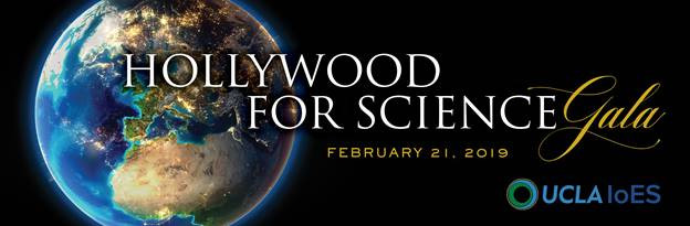 Hollywood for Science Gala 2019