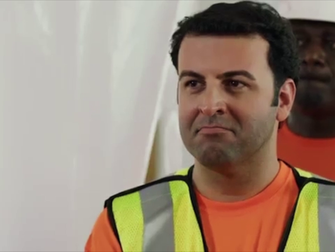 David Serero in WE SPEAK NYC - A new TV series by the NYC Immigrants Affairs