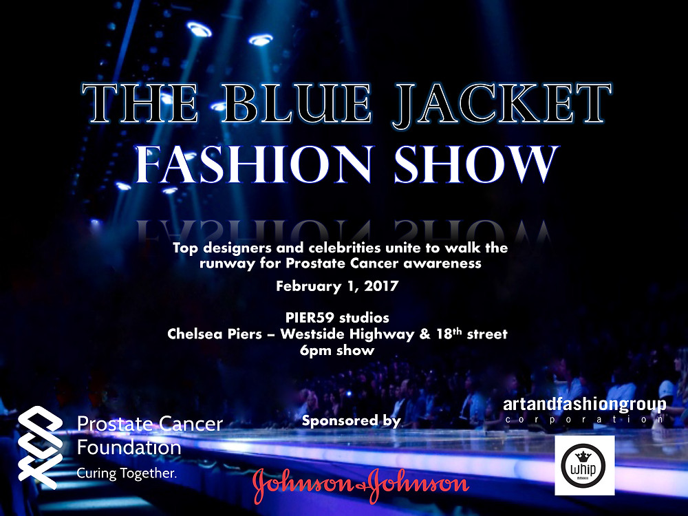 The Blue Jacket Fashion Show - The Culture News