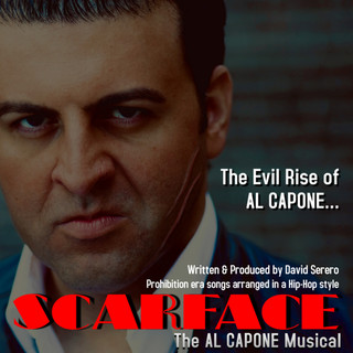 «SCARFACE, The AL CAPONE Musical» présente des standards de la prohibition réarrangés en Hip-Hop