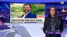 Consécration pour David Serero sur Broadway - 2M Maroc (2021)