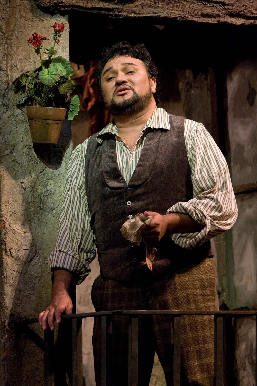 Ramon Vargas Metropolitan Opera - The Culture News