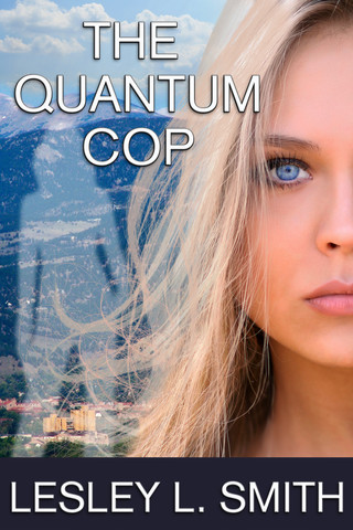 THE QUANTUM COP is a powerful science fiction book