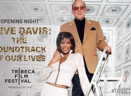 2017 TRIBECA FILM FESTIVAL TO OPEN WITH WORLD PREMIERE OF CLIVE DAVIS: THE SOUNDTRACK OF OUR LIVES A
