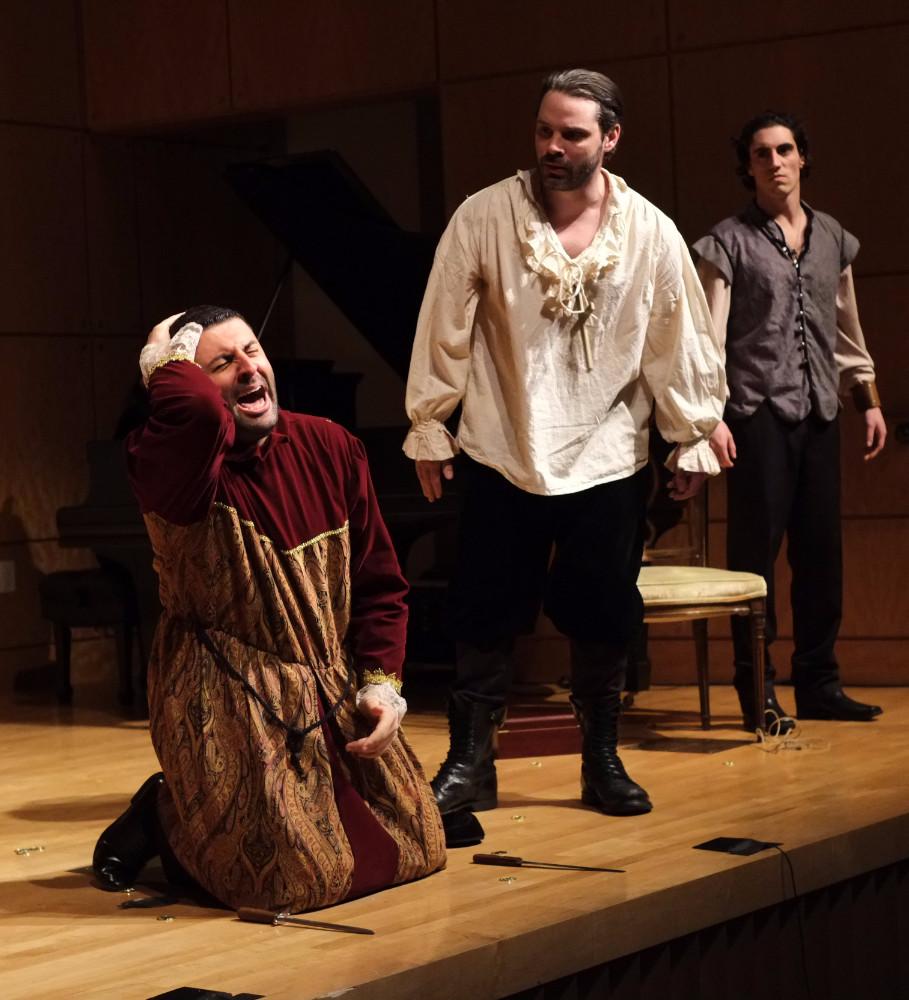 Shylock - David Serero