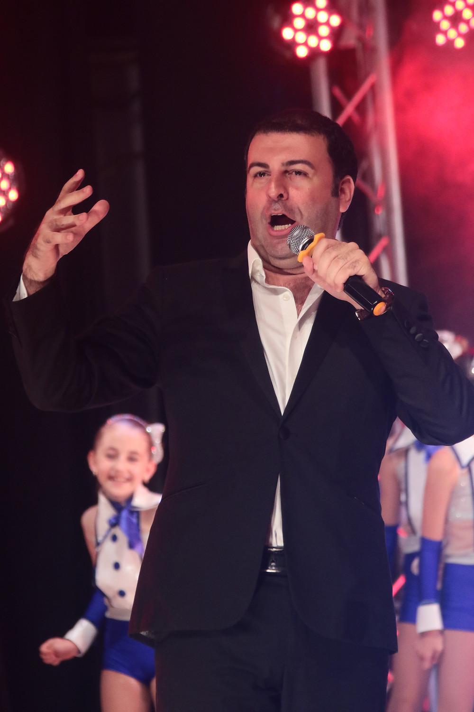 David Serero concert in Odessa, Ukraine