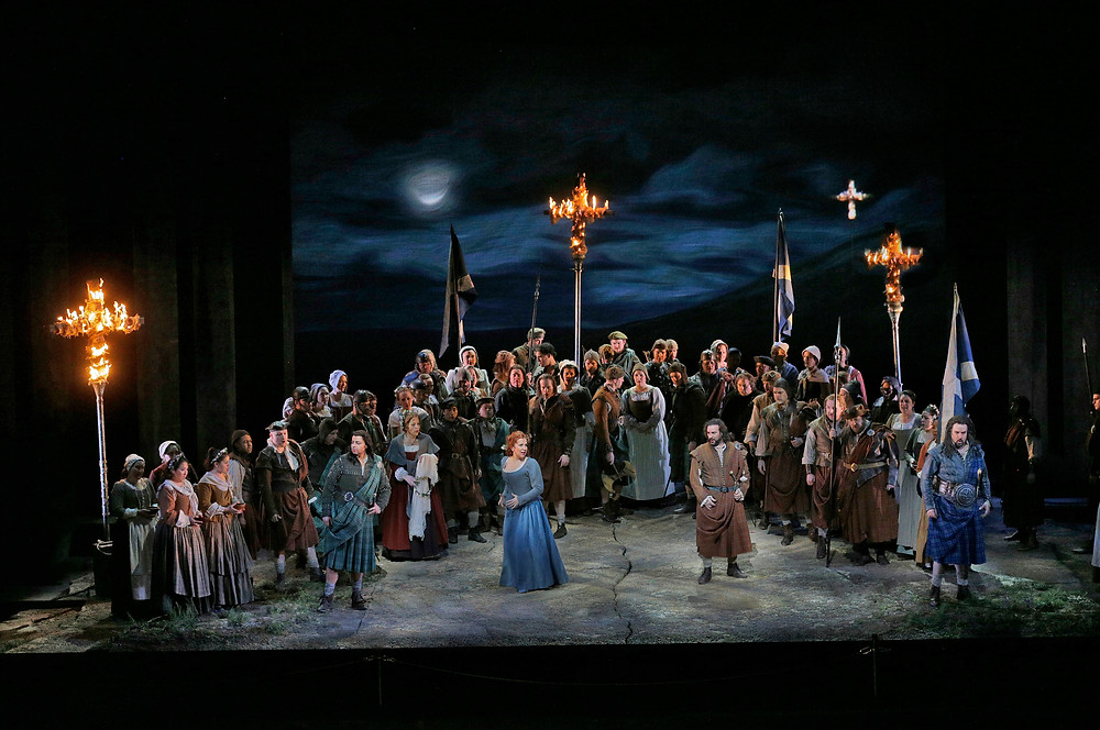 La Donna del Lago - Metropolitan Opera - The Culture News