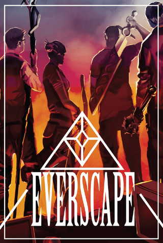 EverScape, the Play, on Off Broadway after a major success at the NYC Fringe Festival